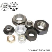 Pieza de maquinaria de acero inoxidable de alto rendimiento