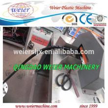 высокий выход PE спиральная упаковка защитные трубки оборудование машины