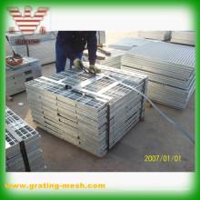 Acier inoxydable / galvanisé / ordinaire / grille pour la construction