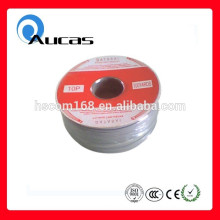 Single core Aluminum conductor/Steel PVC cable