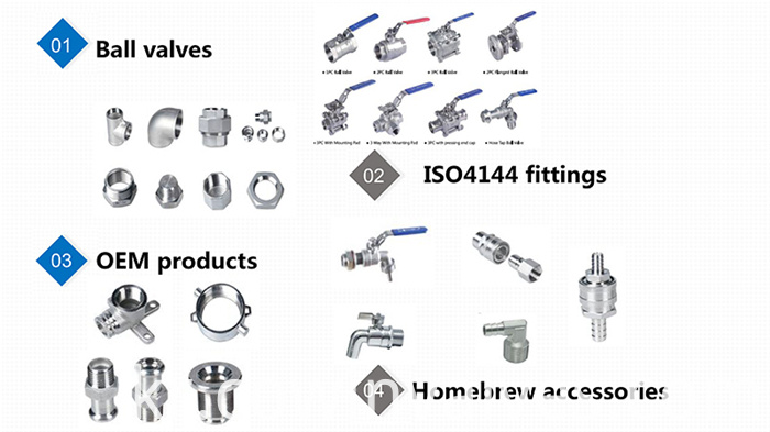 Stainless Steel Special Parts