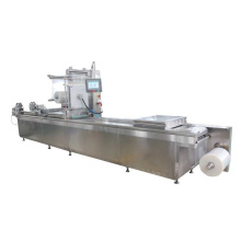 Dlz-460 Full Automatic Continuous Stretch Biscuit Vacuum Packaging Machine