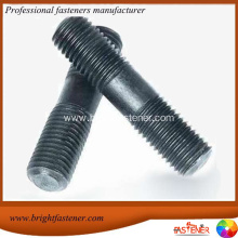 China for Stainless Steel Stud Bolt And Nuts, Carbon Steel Stud Bolts to processes and distributes M5 x 40 5.8 Steel DIN 939 Double End Stud export to Lao People's Democratic Republic Importers