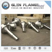 Peças forjadas de Od400mm-Od5000mm de aço inoxidável ANSI/pt