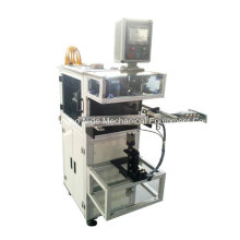 Máquina de inserción automática de papel de ranura de rotor