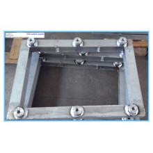 15085 Certification Rail Pièce de rechange Usinage Partie Fabrication de métaux