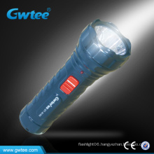 rechargeable smart led flashlight torch