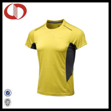 Four Color Polyester Men′s Running and Sports T Shirts