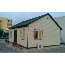 Steel Structure Frame Prefabricated House (KXD-pH1488)
