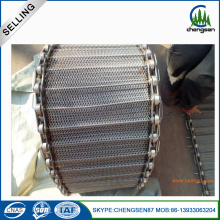 "8"" Wide Belt Conveyor Stainless Food Grade"