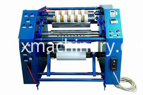 CL-T50 rewinding slitter machine