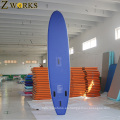Inflatable de alta calidad levántese el tamaño y el color modificados para requisitos particulares tablero de paleta