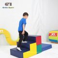 Educational Indoor Kids Soft Play Gym Steps Mat