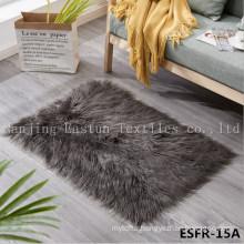 Long Pile Faux Sheep Fur Rugs Esfr-15A