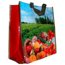 Tragen Sie Beutel gewebt fertigen Sie pp.-gewebte Beutel-Plastikpaket gewebte Tasche an
