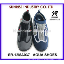 SR-12MA037 Men neoprene surfing shoes Aqua shoes water shoes surfing shoes water shoes
