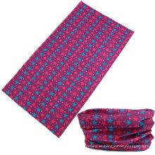 Diseño personalizado de microfibra deportes Headwear cuello polaina pasamontañas
