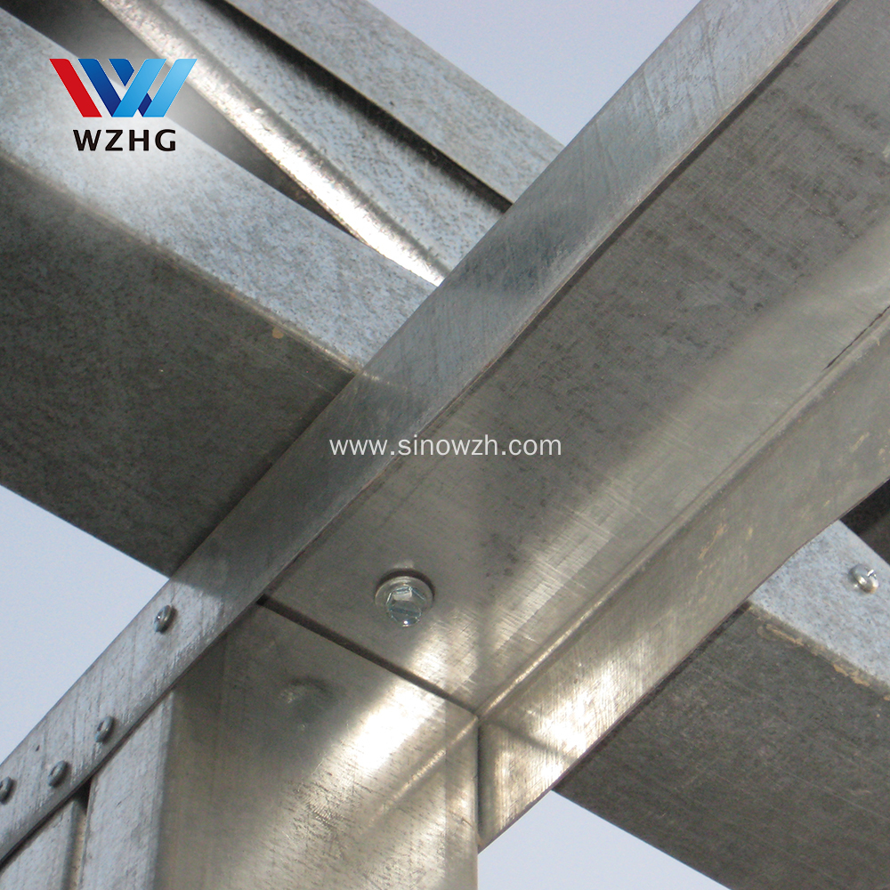 Cold formed galvanized Light steel C channel