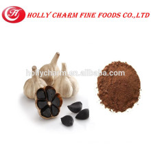 Plant extract fermented black garlic powder
