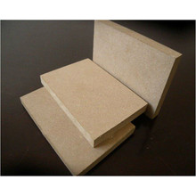 4X8 Waterproof E1 / E2 Low Price Plain / Raw MDF De Professioal Fabricant
