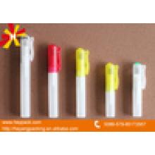 20ml pinça de pulverizador manual garrafa de plástico máquina de cobertura