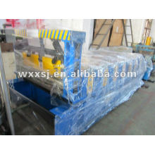 steel colored sheet rolling machine