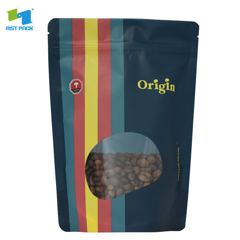 Chocolate Protein Powder Bag