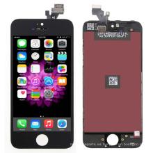 Pantalla de pantalla LCD del teléfono celular para iPhone 5 5g Ship Fast