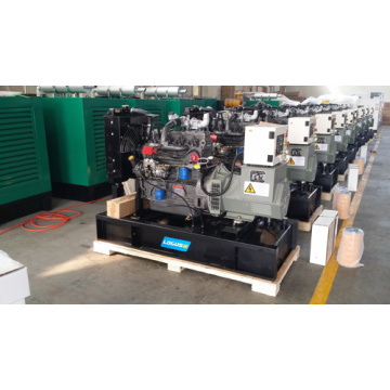 Weichai 50HZ 50KW Electrical Generator for Home