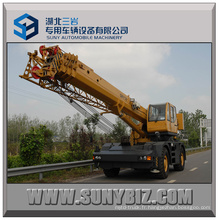 30 tonnes de la grue routière Qry30