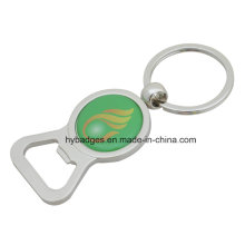 Bottle Opener Key Chain, Custom Key Ring (GZHY-KC-0209)