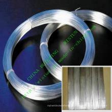 Оцинкованной проволоки вязальная Проволока и проволока сетка Заборная в Китае завод