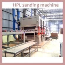 Lixadeira para laminados de alta pressão (HPL)