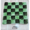Green Black Plaid blanket
