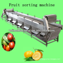 round fruit grading machine