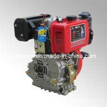Diesel Engine with Spline Shaft Red Color (HR186FA)