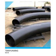 API 5L Carbon Steel 3D/5D Hot Induction Pipe Bend
