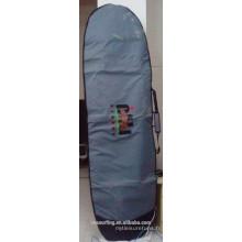 2015 couleur argent avec Cali ours design sup sac, couverture de planche de surf