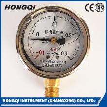 Medidor de pressão de óleo para líquido comum