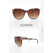 Art und Weise populäre Metall-Sonnenbrille Eyewear Frauen-Gläser As10p039