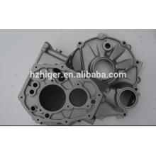 Boîte de vitesses pour pièces en alliage d'aluminium en fonte