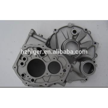 Carcasa de caja de engranajes para piezas de automóviles de fundición a presión de aleación de aluminio