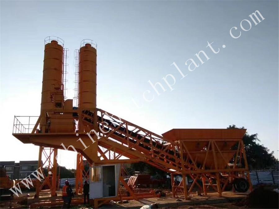 75 Concrete Mixing Plant 01