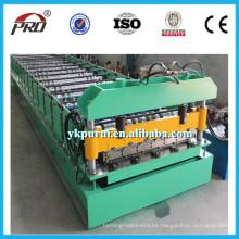 Azulejo caliente automático de la teja del panel de la venta que hace la máquina
