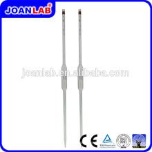 JOANLAB Différents types de pipettes en verre Matériel de laboratoire de pipettes volumétriques