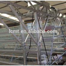 jaulas de acero galvanizado para pollos