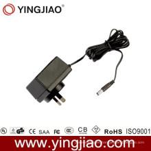 3W AC DC Enchufe el adaptador de corriente CATV