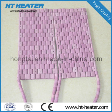 Flexible Ceramic Pipe Heater Pad Heater (HT-FH)