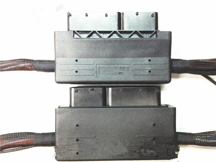 molded cable assembly