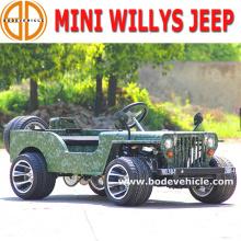 Боде доставленных заверил новые дети 110cc мини джип Willys для продажи